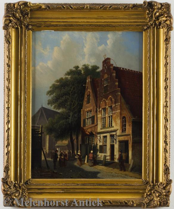 oud hollands stadje