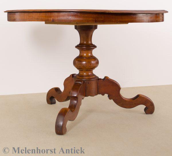 Antieke mahonie tafel