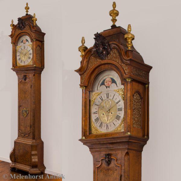Deventer staande klok