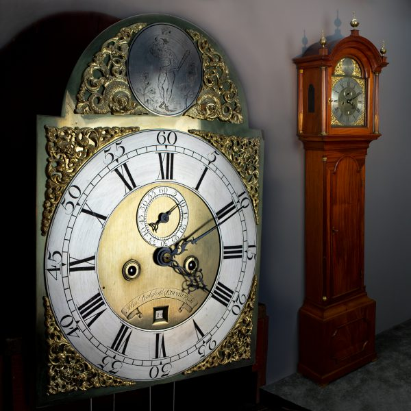 Schotse staande klok