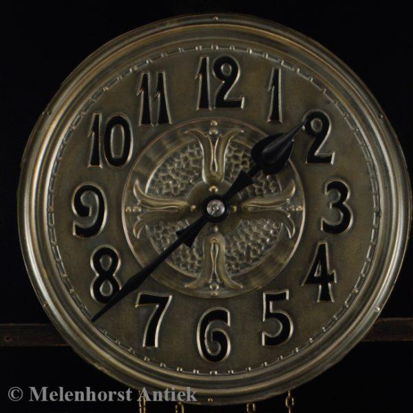 Duitse staande klok - Gustav Becker