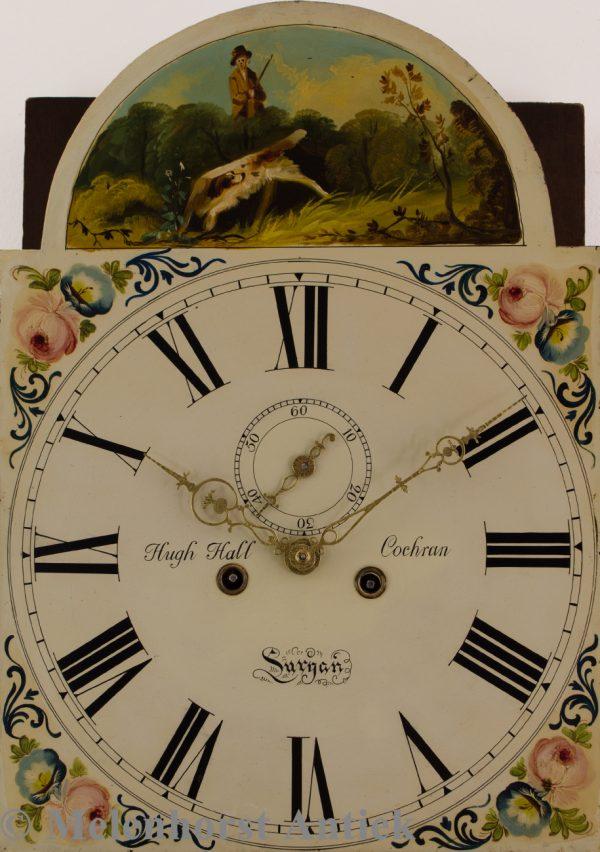 Ierse staande klok
