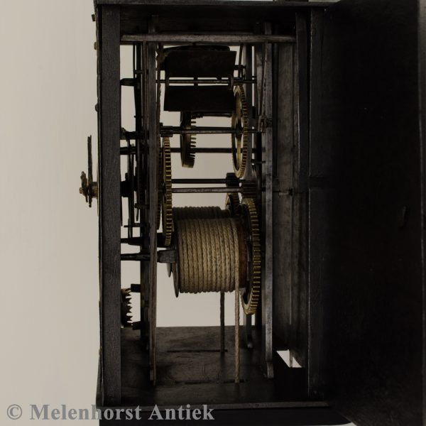 Tweewijzerige comtoise Mayet-type