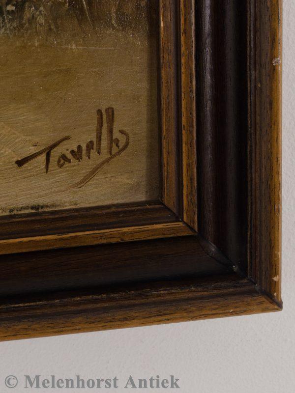 Tavello - Winterlandschap