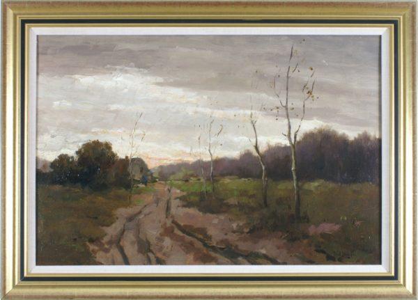 Schilderij Paul Bodifée