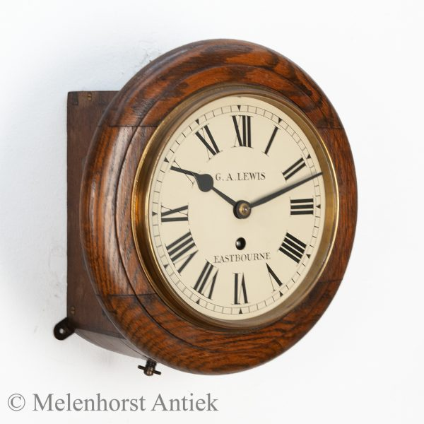 Kleine Engelse pub clock
