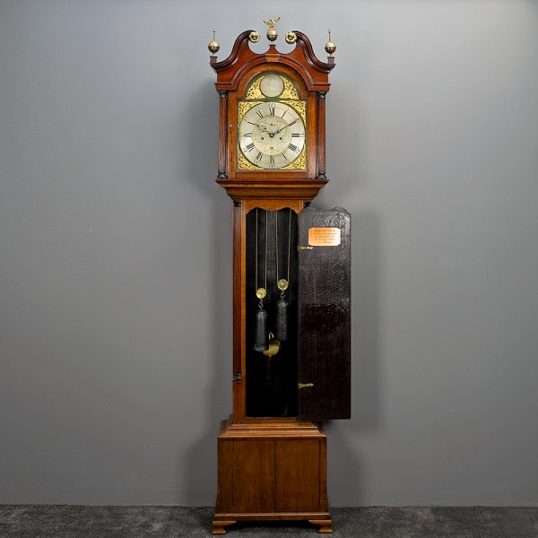 Grandfather clock R. Canley - Chester