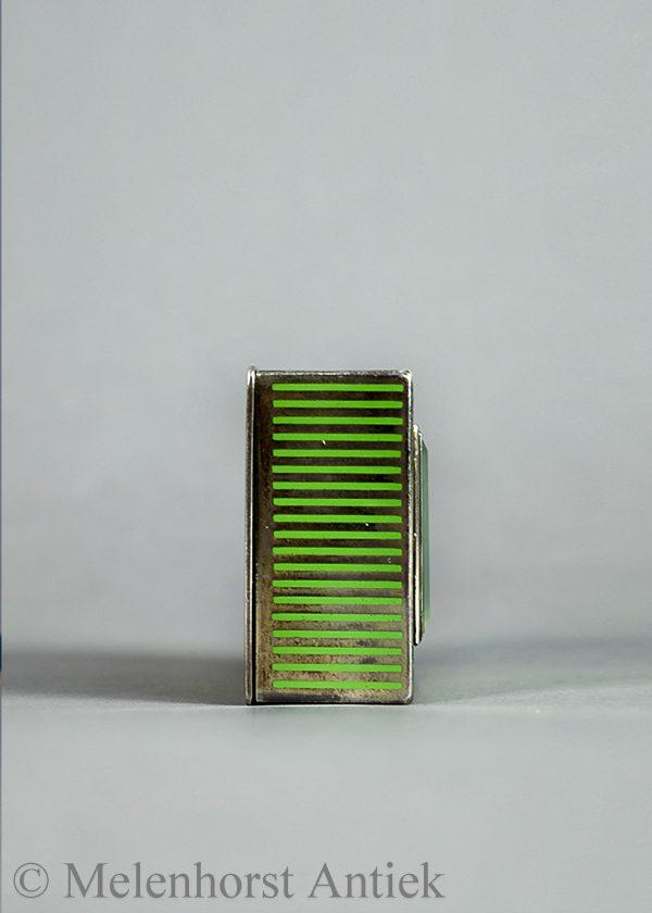 Miniatuur reisklokje Sylvia Howard