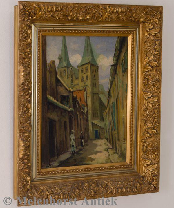 Olga Hondius van Gessel - Bergkerk Deventer