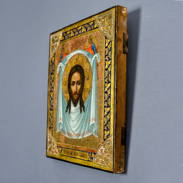 Christus Mandylion icoon