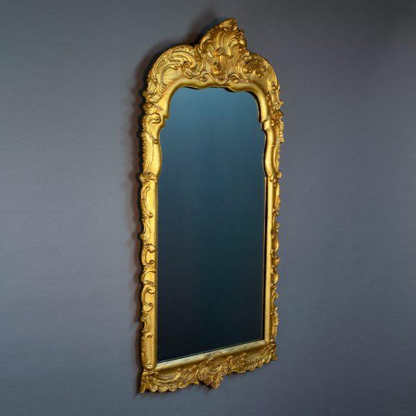 Spiegel in Louis XV stijl