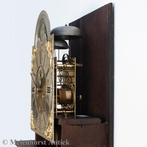 Amsterdams staand horloge - Pieter Klock