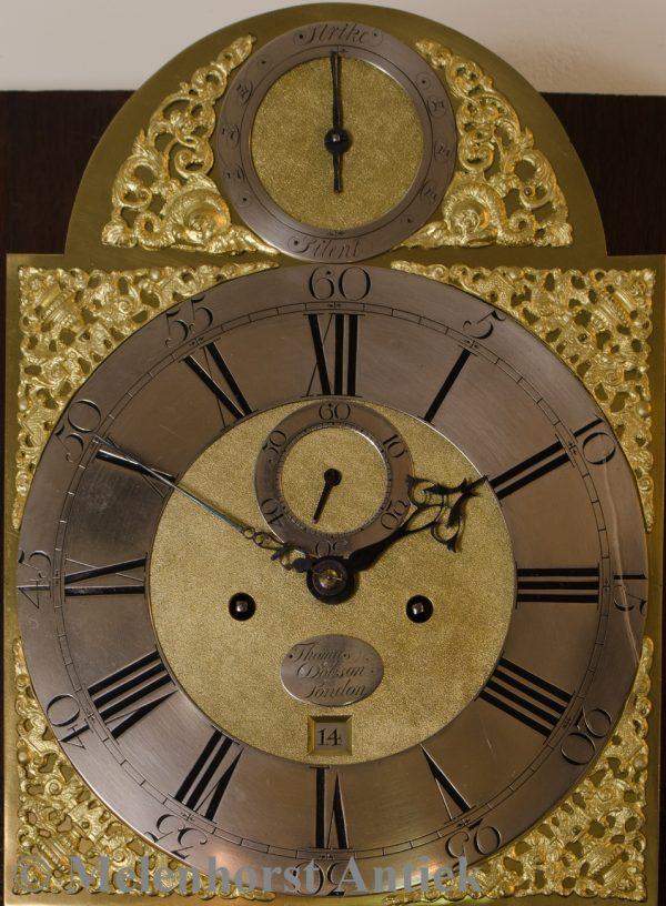 Luxe Engelse staande klok