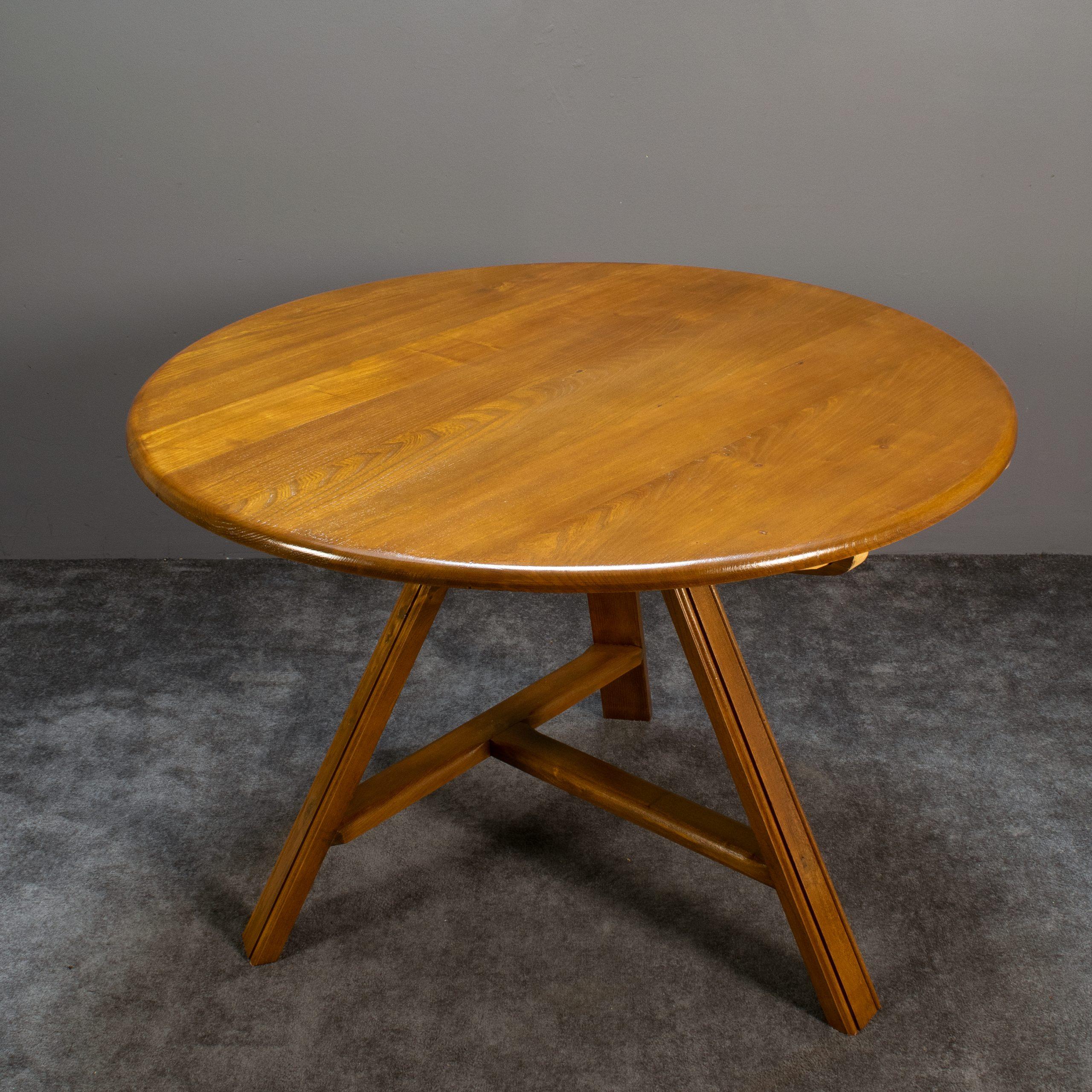 Hollandse klaptafel naar antiek model